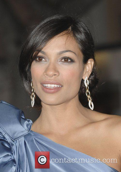 Rosario Dawson and Pauletta Washington 7