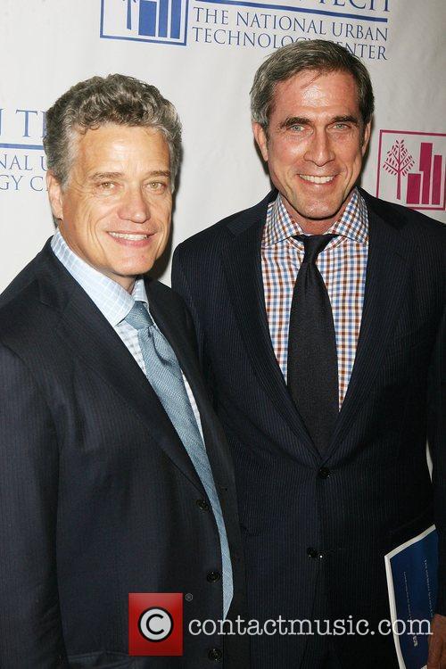 Jay Johnson and Tom Cashin