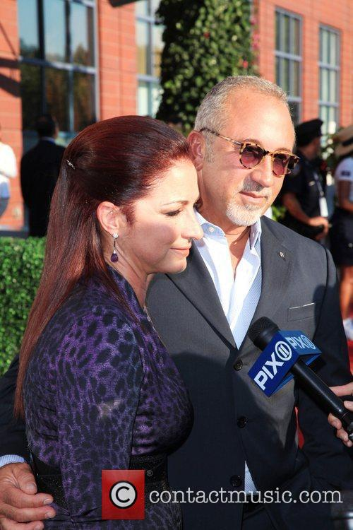 Gloria And Emilio Estefan, Emilio Estefan and Billie Jean King 3