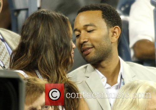 Singer John Legend and John Legend 4