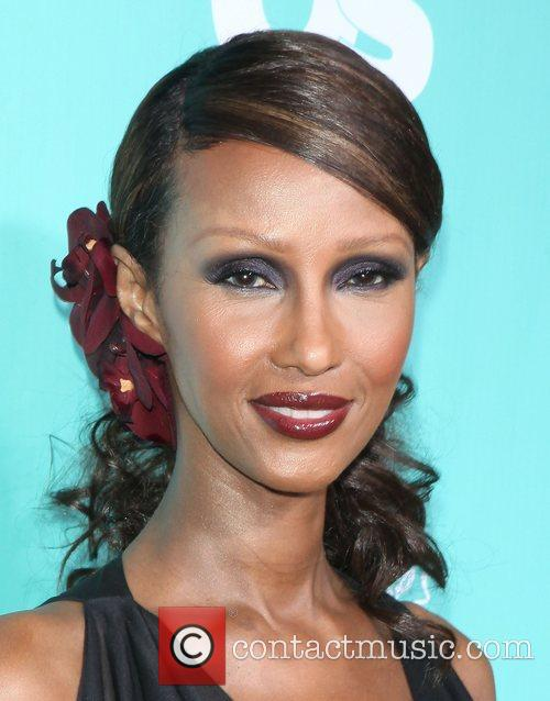 Iman  Us Weekly names the 25 most...