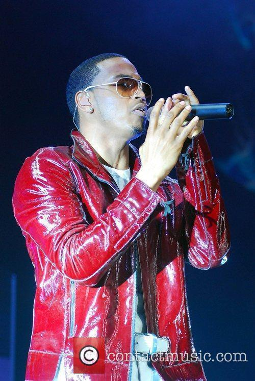 Supports Usher on his OMG Tour 2010