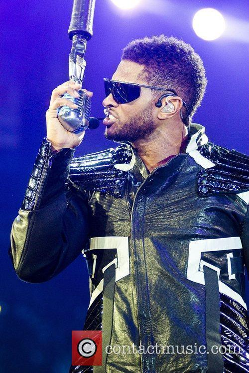Performs live at the Allstate Arena as part...