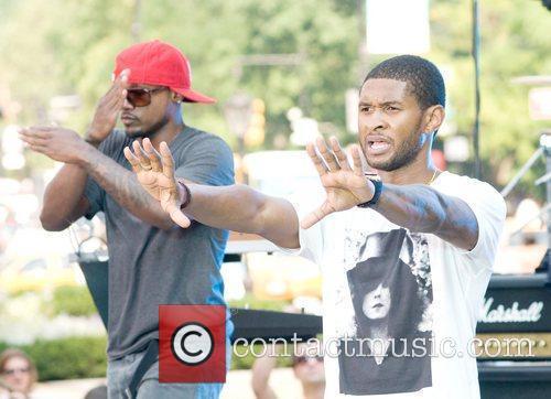 Usher and Cbs 1