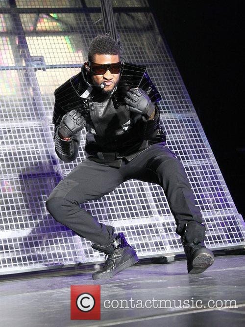 Usher and Las Vegas 32