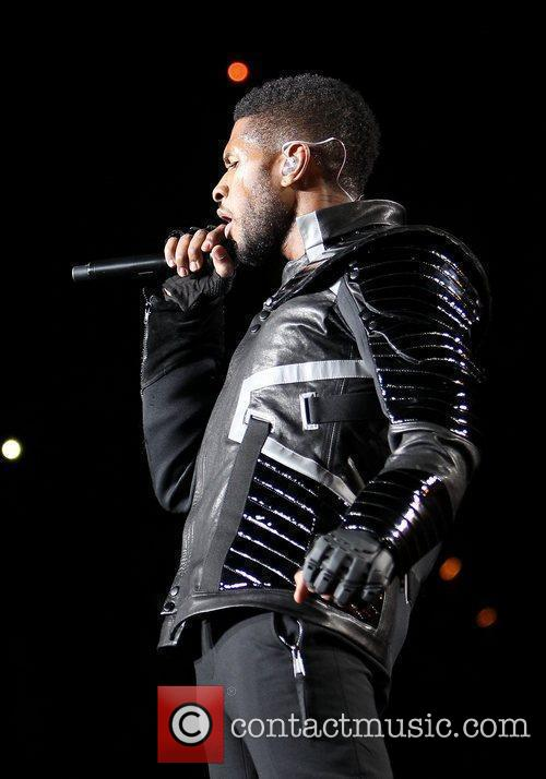Usher and Las Vegas 26