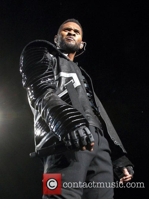 Usher and Las Vegas 21