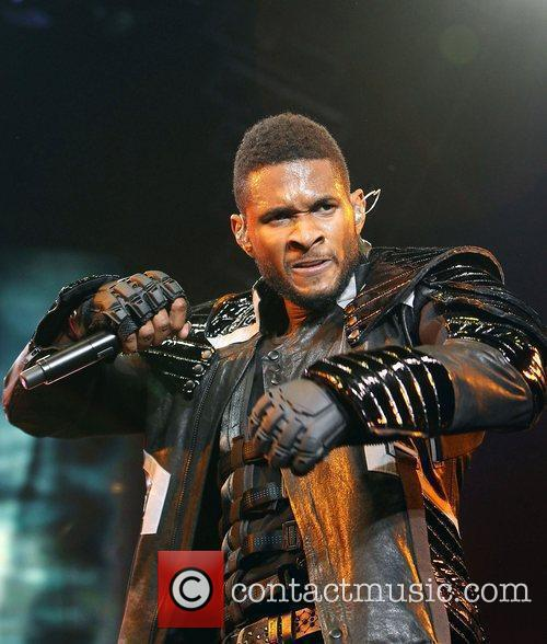 Usher and Las Vegas 41