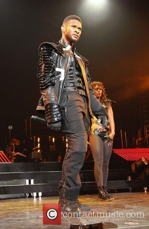 Usher and Las Vegas 19