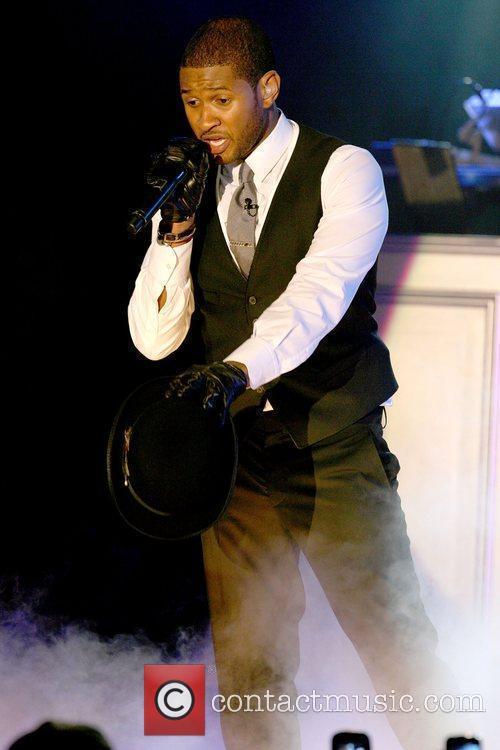 Usher, ABC, Good Morning America