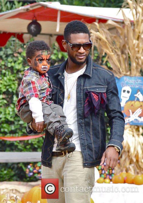 Usher Raymond 8