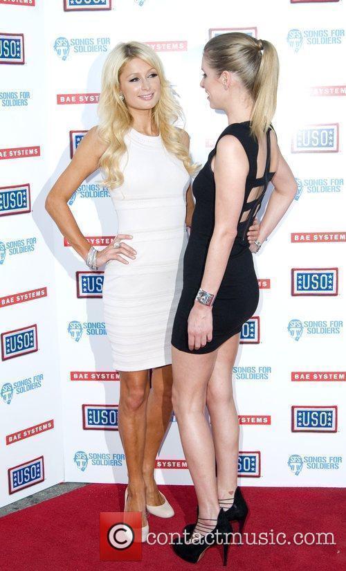 Paris Hilton and Nicky Hilton Paris Hilton headlines...