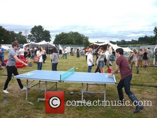V Festival 2010 held at Hylands Park -...