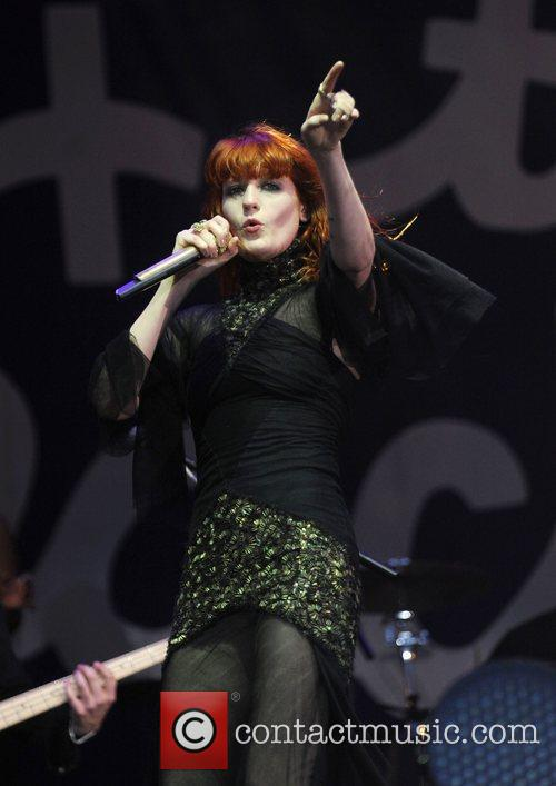 Florence Welch and Florence and The Machine 4