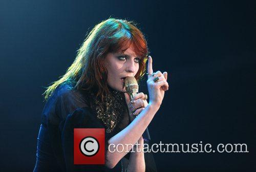 Florence Welch and Florence and The Machine 3