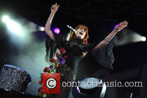 Florence Welch and Florence and The Machine 20