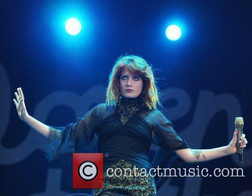 Florence Welch and Florence and The Machine 18