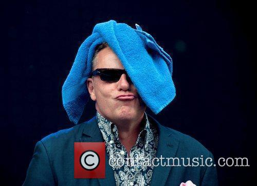 Madness The V Festival 2010 held at Weston...
