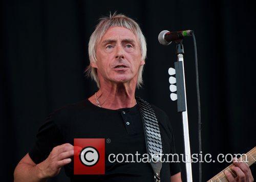 Paul Weller  The V Festival 2010 held...