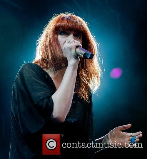 Florence Welch, Florence and The Machine, V Festival