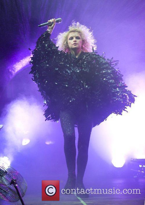 Alison Goldfrapp and Goldfrapp 7