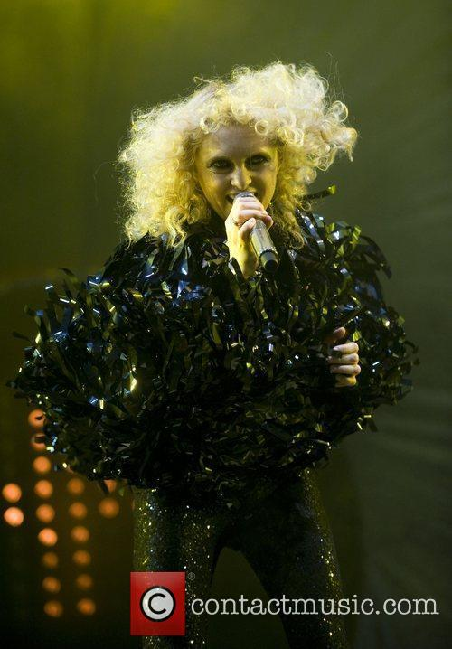 Alison Goldfrapp and Goldfrapp 4