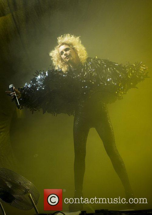 Alison Goldfrapp and Goldfrapp 3