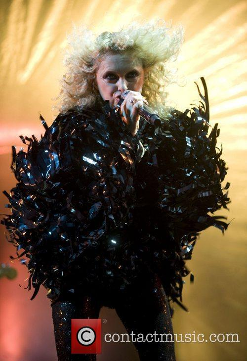 Alison Goldfrapp and Goldfrapp 1
