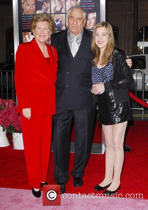 Los Angeles World Premiere of 'Valentine's Day' held...