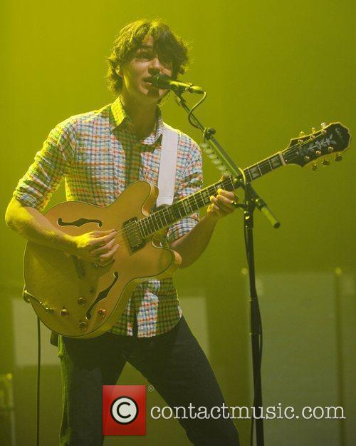 Ezra Koenig and Vampire Weekend 3