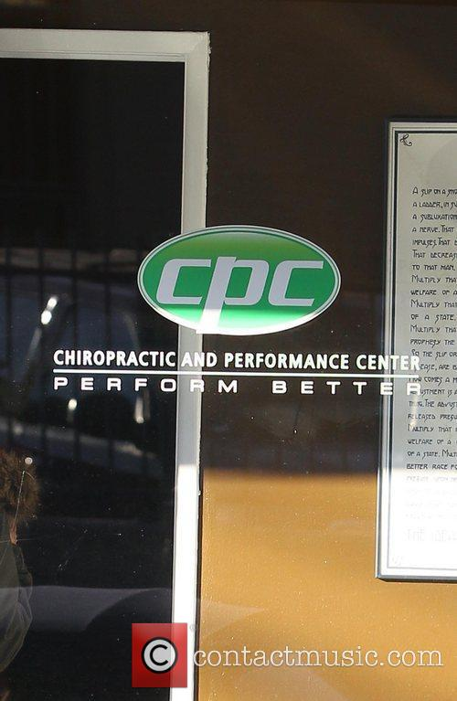 Shop front of Chiropractic and Performance Center