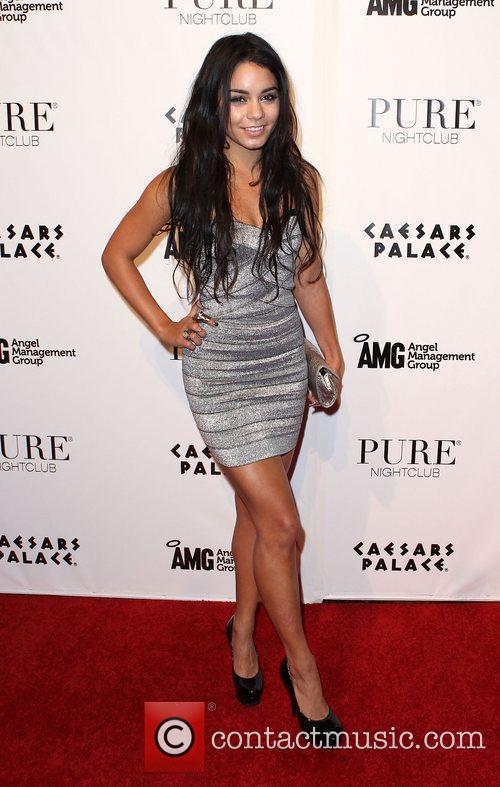 Vanessa Hudgens, Caesars and Las Vegas 18