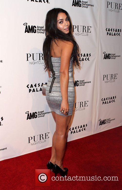 Vanessa Hudgens, Caesars and Las Vegas 28