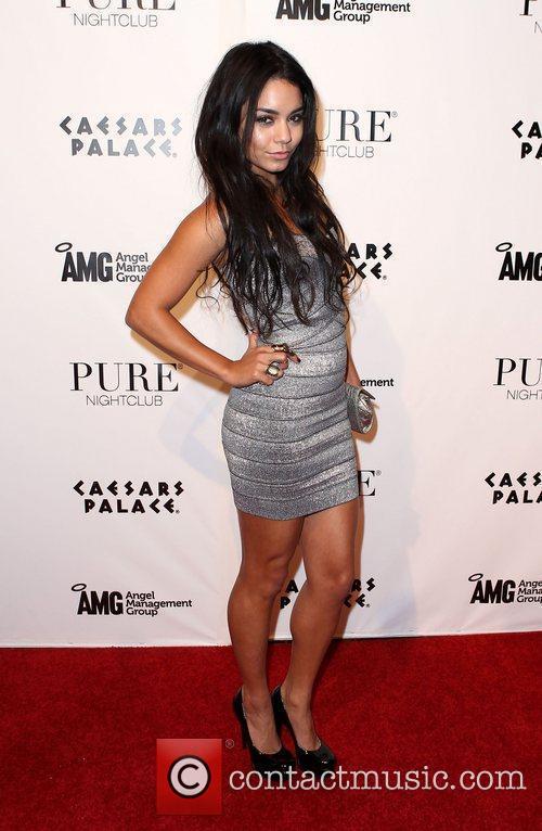 Vanessa Hudgens, Caesars and Las Vegas 11