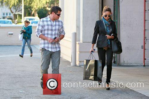 Nick Lachey and Vanessa Minnillo 8