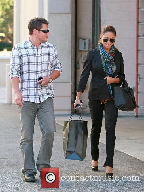 Nick Lachey and Vanessa Minnillo 11