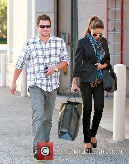Nick Lachey and Vanessa Minnillo 7