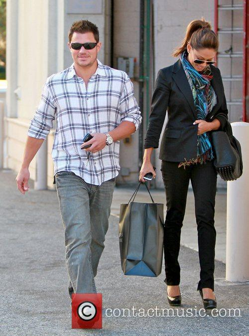 Nick Lachey and Vanessa Minnillo 16