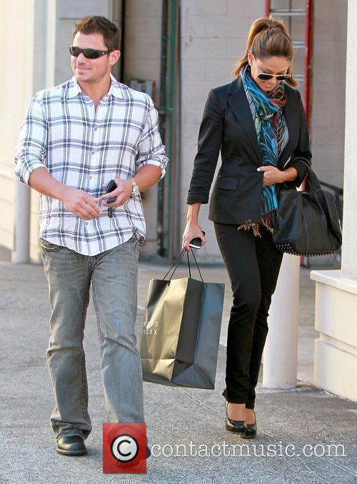 Nick Lachey and Vanessa Minnillo 2