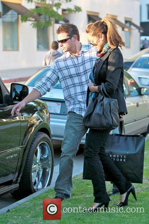 Nick Lachey and Vanessa Minnillo 6