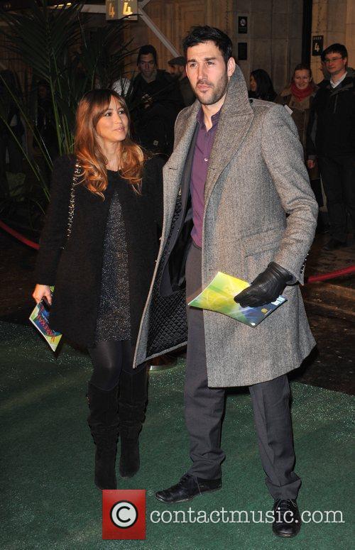 Rachel Stevens and Alex Bourne  Cirque De...