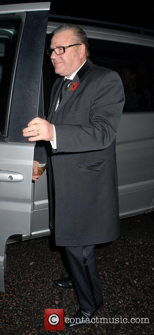 Ray Winstone ,  The Variety Club Showbiz...