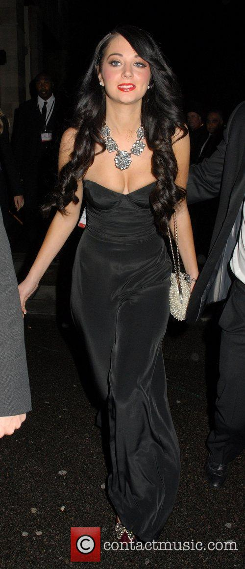 Tulisa Contostavlos,  The Variety Club Showbiz Awards...