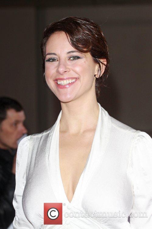 Belinda Stewart-Wilson The Variety Club Showbiz Awards 2010...