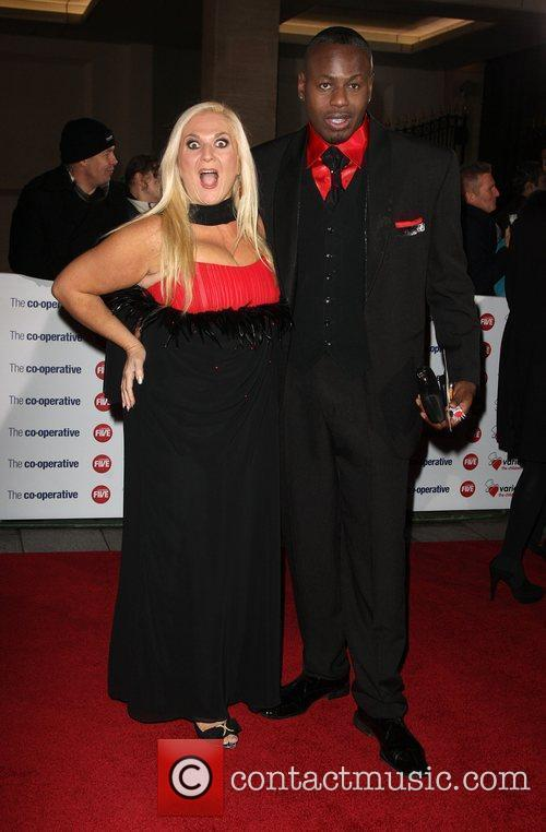 Vanessa Feltz and Ben Ofoedu 6