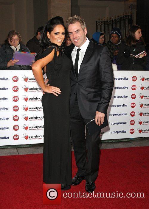 Ameera MacIntyre and Donal MacIntyre  The Variety...