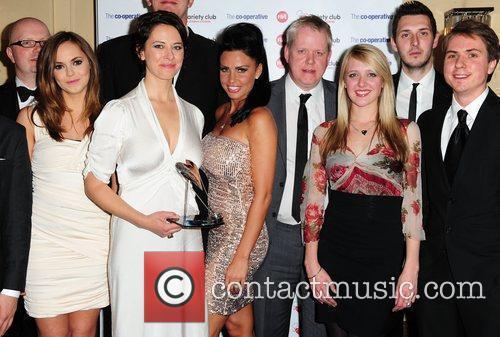Hannah Tointon, Belinda Stewart-Wilson, Katie Price, Martin Trenaman,...