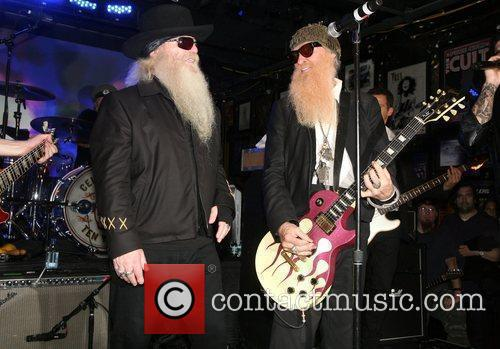 Perform on stage for the John Varvatos Rocked...