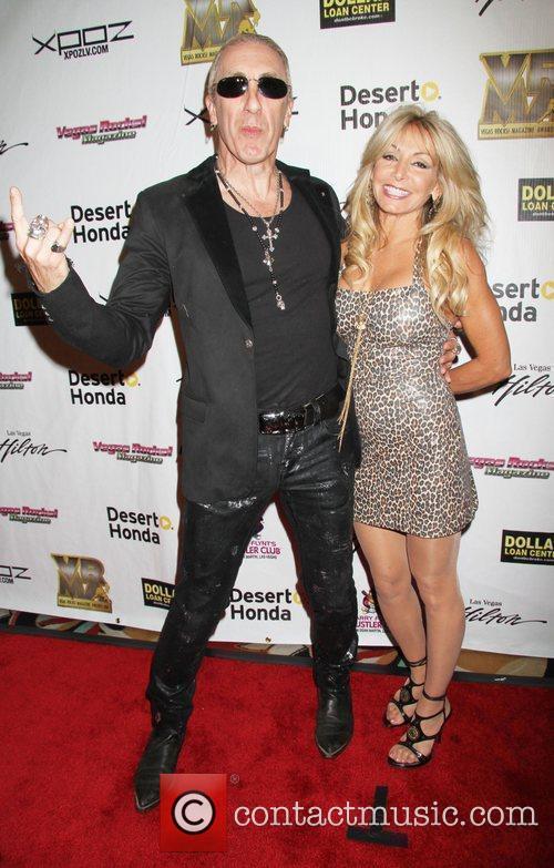 Dee Snider, Suzette Snider 'Vegas Rocks!' Magazine Awards...