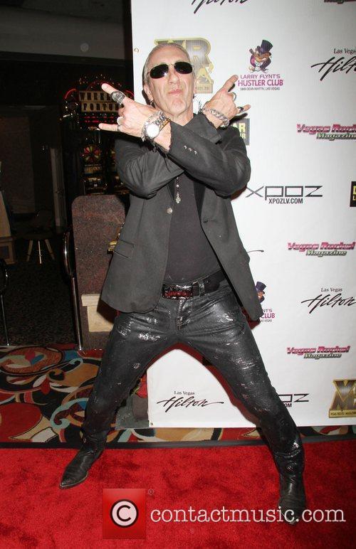 'Vegas Rocks!' Magazine Awards held at the Las...
